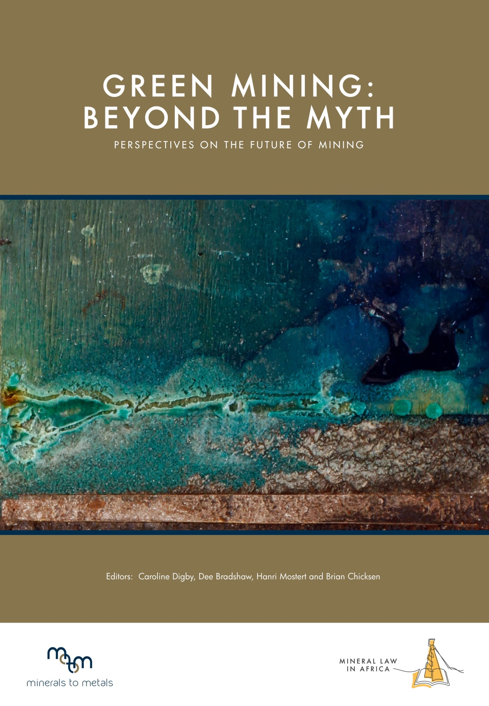 Green Mining: Beyond the Myth book cover